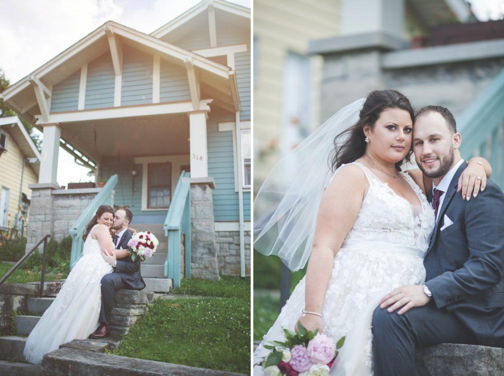 Alison & Casey // Bloomington Wedding // IU Auditorium ...